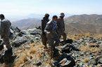 بازدید فرمانده سپاه کردستان از سلسله کوه های مسجدمیرزا در منطقه چهل چشمه