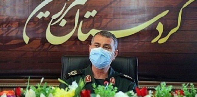 پیام تبریک فرمانده سپاه بیت المقدس کردستان به مناسبت ۱۶ آذر روز دانشجو