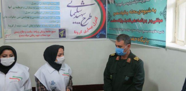 طرح شهید سلیمانی در کردستان تشدید میشود
