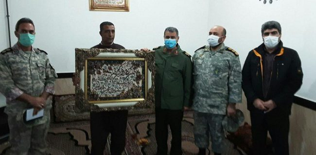 کردستان مهد دلاورمردی مرزداران/ مرزنشینان حافظان امنیت این مرز و بوم هستند