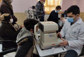 برپایی بیمارستان تک تخصصی چشم پزشکی در ناحیه منفصل شهری نایسر