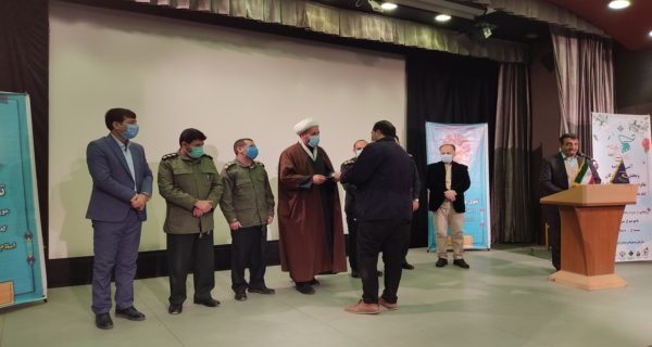 برگزیدگان شانزدهمین جشنواره فیلم مقاومت کردستان تجلیل شدند
