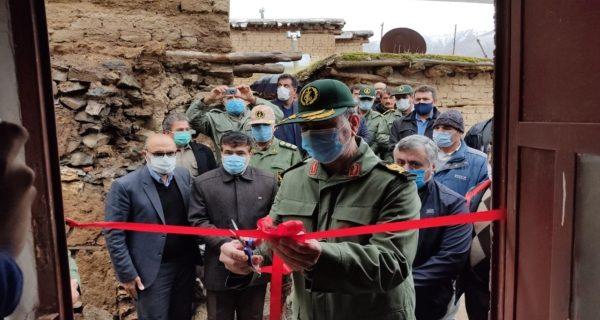 افتتاح سه واحد مسکن محرومین در روستای محراب سنندج