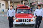 ۳ اکیپ سیار آتشنشانی در چند نقطه شهر سنندج مستقر میشوند