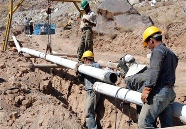 ۲۲ روستای سنندج تا پایان امسال به شبکه سراسری گاز متصل میشود