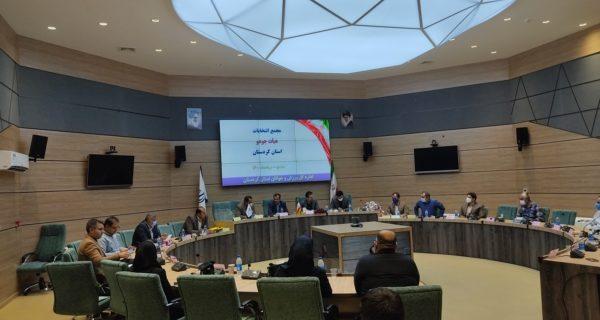 رئیس جدید هیأت جودو کردستان معرفی شد