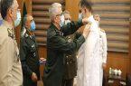 نصب درجه دریاداری فرمانده کُرد اهل سنت نیروی دریایی ارتش