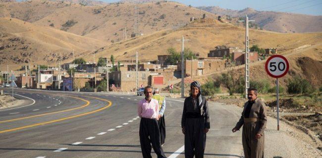 عمل به مصوبه رهبری با ایجاد جاده جدید سنندج مریوان پس از ۱۲ سال/ نفرت ها از جاده ای پُر پیچ و خم پایان یافت