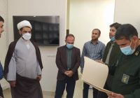 راهاندازی کتابخانه مرکزی امام خامنهای در سنندج از برکات نظام به مردم کردستان است