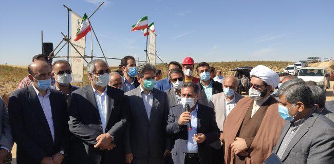 اتمام ریل گذاری راه آهن همدان-سنندج