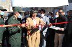 افتتاح طرح محرومیت زدایی سپاه در معابر محله کانی کوزله سنندج