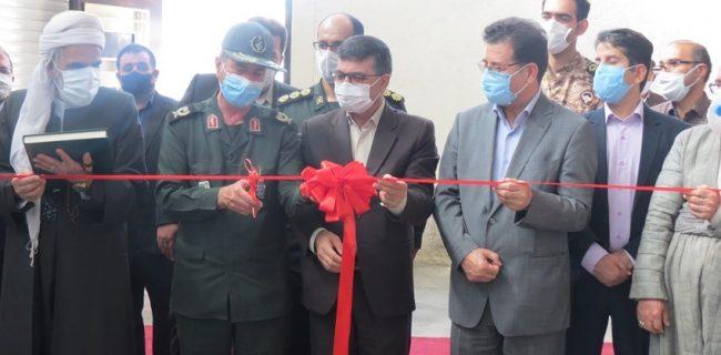 افتتاح دو واحد تولیدی صنعتی در سنندج/جهش در تولید ادامه راه شهداست