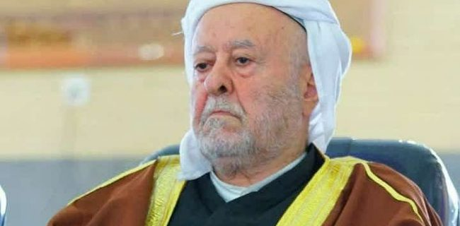 فرمانده سپاه کردستان درگذشت ماموستا مصطفوی را تسلیت گفت