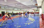 برگزاری اردوی آمادگی تیم ملی کشتی فرنگی ناشنوایان در سنندج