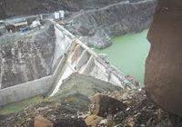 کاهش ۳۰ درصدی آب مخزن سد قشلاق سنندج