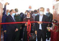 دبستان خیرساز ۹ کلاسه روستای «نەوەره» سنندج افتتاح شد
