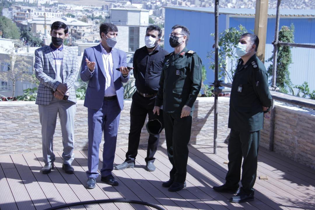 پردیس سینمایی بهمن زیر ساختی فرهنگی و هنری برای توسعه استان است/هنرمندان متعهد باید حمایت ویژه شوند